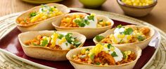 Try this new main dish adaptation of the popular Mexican rice and beans. Now in a taco boat, it is sure to be a hit with the whole family!