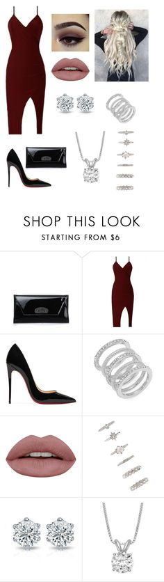 """As"" by lmselin1d on Polyvore featuring Schönheit, Christian Louboutin, Cole Haan und Forever 21"