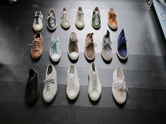 Common Projects overload. I'll take one of each.