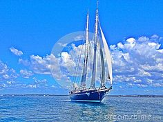 Beautiful Yacht - Download From Over 26 Million High Quality Stock Photos, Images, Vectors. Sign up for FREE today. Image: 44452788