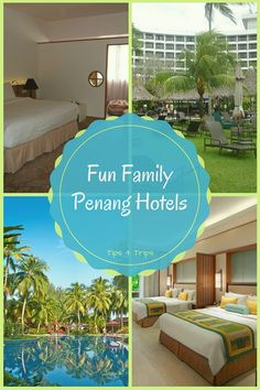 Family friendly hotels in Penang, Malaysia. learn which of the 7 Batu Ferringhi Resorts has the best facilities for your holiday or vacation to Penang. http://www.traveltips4trip.com/fun-family-penang-hotels-batu-ferringhi/