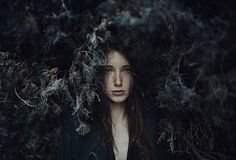 Alessio Albi's Stunningly Atmospheric Portraits Explore Light and Shadows - My Modern Met