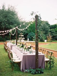 Fall lavender wedding decor: Photography: Charla Storey - http://www.charlastorey.com/