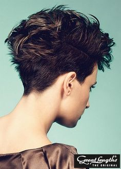Short hairstyle and haircuts (147) - Fashionetter
