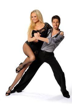 Adriana Karembeu et Julien Brugel - Danse avec les Stars 1