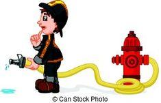 Výsledok vyhľadávania obrázkov pre dopyt kreslený hasič maly