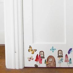 Fantasy Bedroom, Magical Bedroom, Woodland Nursery, Fairy Nursery Theme, Princess Nursery Theme, Lion Nursery, Nursery Room, Fairy Doors, Little Girl Rooms
