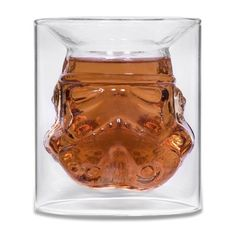 May The Drink Be With You: STAR WARS Stormtrooper Shot Glass — GeekTyrant