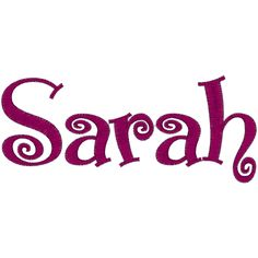 Sarah on pinterest name design names and name meanings