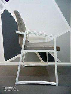 SERENA Chair  by Beatriz Sempere  http://www.beatrizsempere.com/