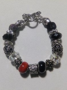 Hex Reverse Protection Loaded Bracelet by MaidenMotherCrone