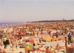 Świnoujście na plaży