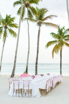 This couple's love story is enough to get the tears flowing, but paired with a venue as stunning as Dreams La Romana? Total win-win! http://www.stylemepretty.com/destination-weddings/dominican-republic-weddings/2016/07/12/dreams-resorts-spas-wedding/ | Photography: The Veil Wedding Photography - http://www.theveilweddingphotography.com/ #sponsored