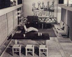 シャルロット・ペリアン「選擇、傳統、創造展」 東京高島屋1941年