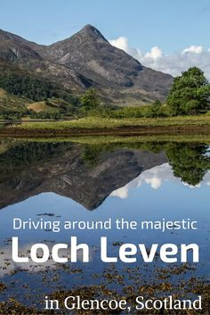 Discover in photos and video one of the most scenic Loch in Scotland. Located in the Glencoe park, Loch Leven is a narrow sea loch surrounded by some of the highest peaks in the region. More info at: http://www.zigzagonearth.com/loch-leven-glencoe-scotlan