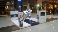 Angel Podium installation completed @Dubai Mall  / Design & Product CHIC Dubaï