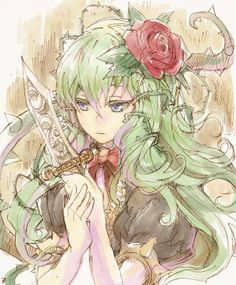 Rose Empress Tora