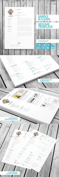 A jazzed up resume design I actually like Graphic design
