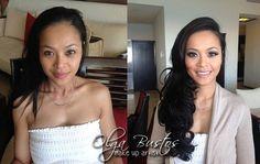 Isn't she #gorgeous? I just enhance her beauty a little bit  #MUA #MakeupArtist #LosCabos #Cabo #Makeup
