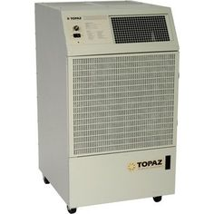 Topaz Portable Air Conditioner - 41,000 BTU, 208/230 Volts, Model# TZ-36 by Topaz. $5799.99. This Topaz Portable Air Conditioner is quiet, powerful and durable for use in office and industrial settings. Digital programmable thermostat provides complete comfort control. U.S.A. Dimensions L x W x H (in.): 30 x 28 x 51, BTU Cooling: 41,000, Product Style: Portable air conditioner, Volts: 208/230