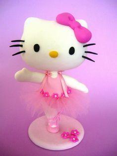 hello kitty bailarina EM BISCUIT - Pesquisa Google