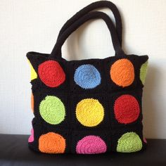 Colorful! Made in cotton it's perfect for summer