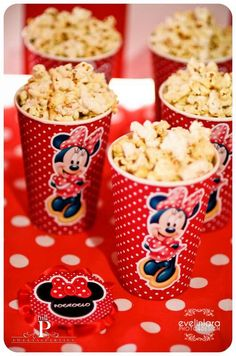 Minnie Mouse Birthday Party Ideas | Photo 13 of 30 | Catch My Party