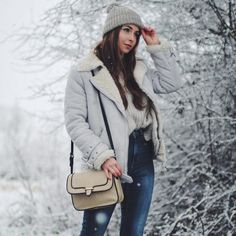 Casual for a snowy Walk by Jeany R.
