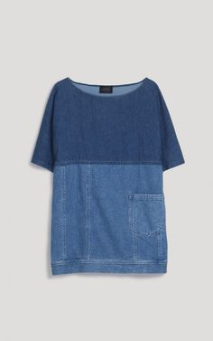 Rachel Comey Denim Shelter Tunic