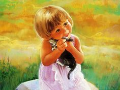 Google Image Result for http://www.daydaypaint.com/images/Children-Painting/Children-Oil-Painting-07.jpg