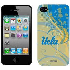 UCLA Bruins Swirl iPhone 4/4S Case