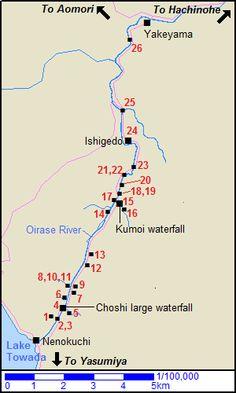 Oirase Stream Aomori