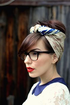 how to headscarf - - peterpan1 by keikolynnsogreat, via Flickr