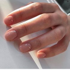 HOTTEST MATTE SHORT NAIL ART DESIGNS IDEAS 2019 Now,the footsteps of fall are getting closer, you can prepare early, and quickly collect a pair of frosted nails that can be used to lead the fashion. Nail Art Designs, Short Nail Designs, Nails Design, Nail Design For Short Nails, Natural Nail Designs, Hair And Nails, My Nails, Nagellack Design, Finger