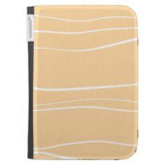 Cream w- Brush Strokes Kindle Folio Case http://www.zazzle.com/cream_w_brush_strokes_kindle_folio_case-222525049398831777?utm_content=buffer02814&utm_medium=social&utm_source=pinterest.com&utm_campaign=buffer #foliocases