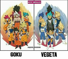 I choose goku. Dragon Ball Gt, Dragon Ball Image, Otaku Anime, Kid Buu, Akira, Goku And Vegeta, Anime Crossover, Pokemon, Anime Artwork