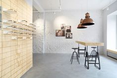 Viu Eyewear Store, Munich – Germany » Retail Design Blog