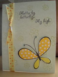 butterfly2build - card - The Stamps of Life Gallery