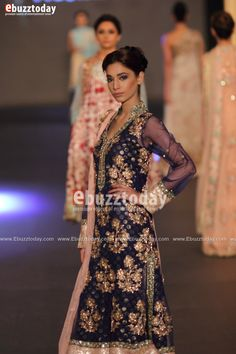 Zara Shahjahan -PFDC L'Oréal Paris Bridal Week 2013 - Entertainment News by EbuzzToday - Entertainment News by EbuzzToday