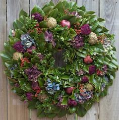 Westborough Wreath by Circle Home and Design