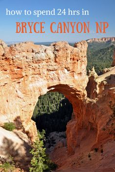 A full guide in how to make the most of your stay in the amazing Bryce Canyon National Park!
