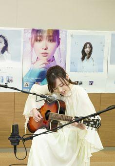 福原遥1周年YouTubeライブでギターと生歌唱を披露