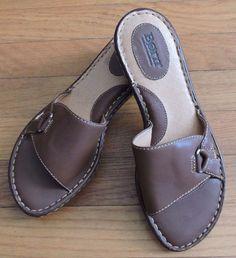 Born women's sandals size 8