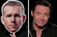 Hugh Jackman Just Trolled The Shit Out Of Ryan Reynolds