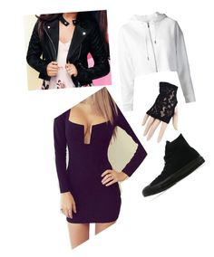 """Untitled #151"" by icraymexi on Polyvore featuring art"