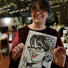 Christmas party caricature Caricatures, Great Gifts, T Shirts For Women, Party, Christmas, Fashion, Xmas, Moda, Fashion Styles