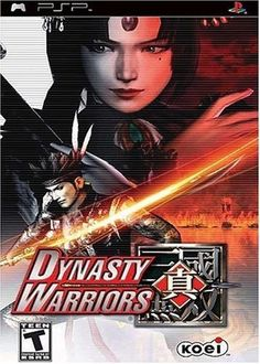 Dynasty Warriors  Sony PSP by Tecmo Koei -- You can get additional details at the image link.