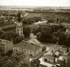 Osiedle Stare Miasto, Zamość - 1969 rok, stare zdjęcia