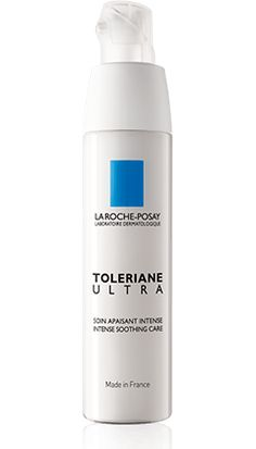 I started using this a few nights ago hoping for a little relief from the burning from the Retin-A.  It's so nice.  Toleriane Ultra, Intense soothing care