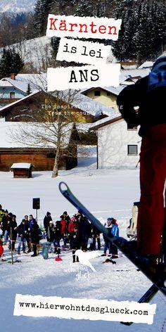 Wintersport in Kärnten: Eislaufen, Skifahren und Rodeln sind dir zu langweilig?  Du liebst das Abenteuer und bist für jeden Spaß zu haben? Dann wirst du unsere verrückten Veranstaltungsempfehlungen lieben! #kärnten #wintersport #wintersportinkärnten #skispringen #fassdaubenrennen #zipfelbob #urlaubinkärnten #urlaubinösterreich #ausflügeinkärnten #ausflügeinösterreich #freizeitspaß #ausflügemitkindern #highlightsinkärnten Reisen In Europa, Sport, German, Happiness, Movie Posters, Movies, Travel, Ice Skating, Europe Travel Tips